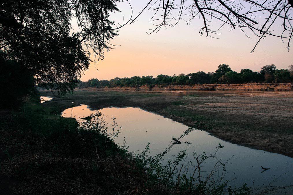 Über Chipata und Mfuwe in den South Luangwa Nationalpark