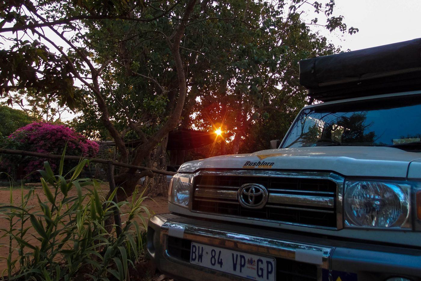 Von Chipata nach Lilongwe