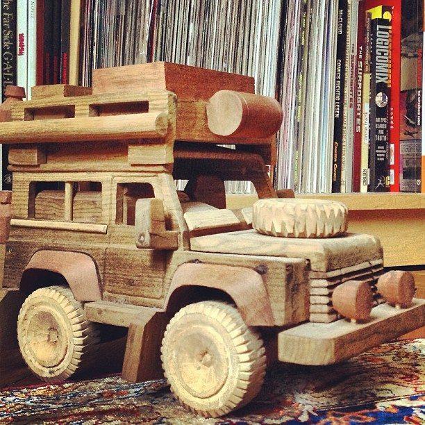 12 emotionale Gründe für einen Land Rover Defender 110
