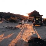 Sonnenuntergang bei Peter's Place, Namaqua
