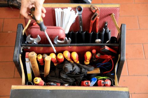 Welche Werkzeug auf Reisen?