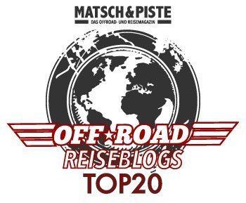 Top 20 Offroad Reiseblogs