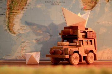 Auto nach Afrika verschiffen