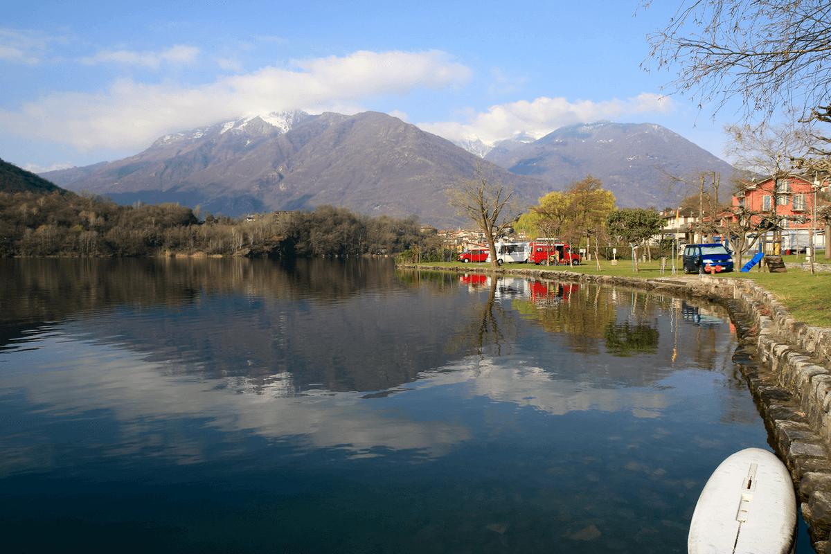 Lago Mergozzo – italienisches Kleinod am Lago Maggiore