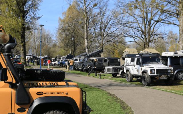 Landypark 2016: Die Camparena