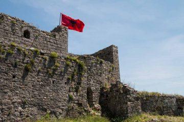 Rozafa-Burg, Shkodra, Albanien
