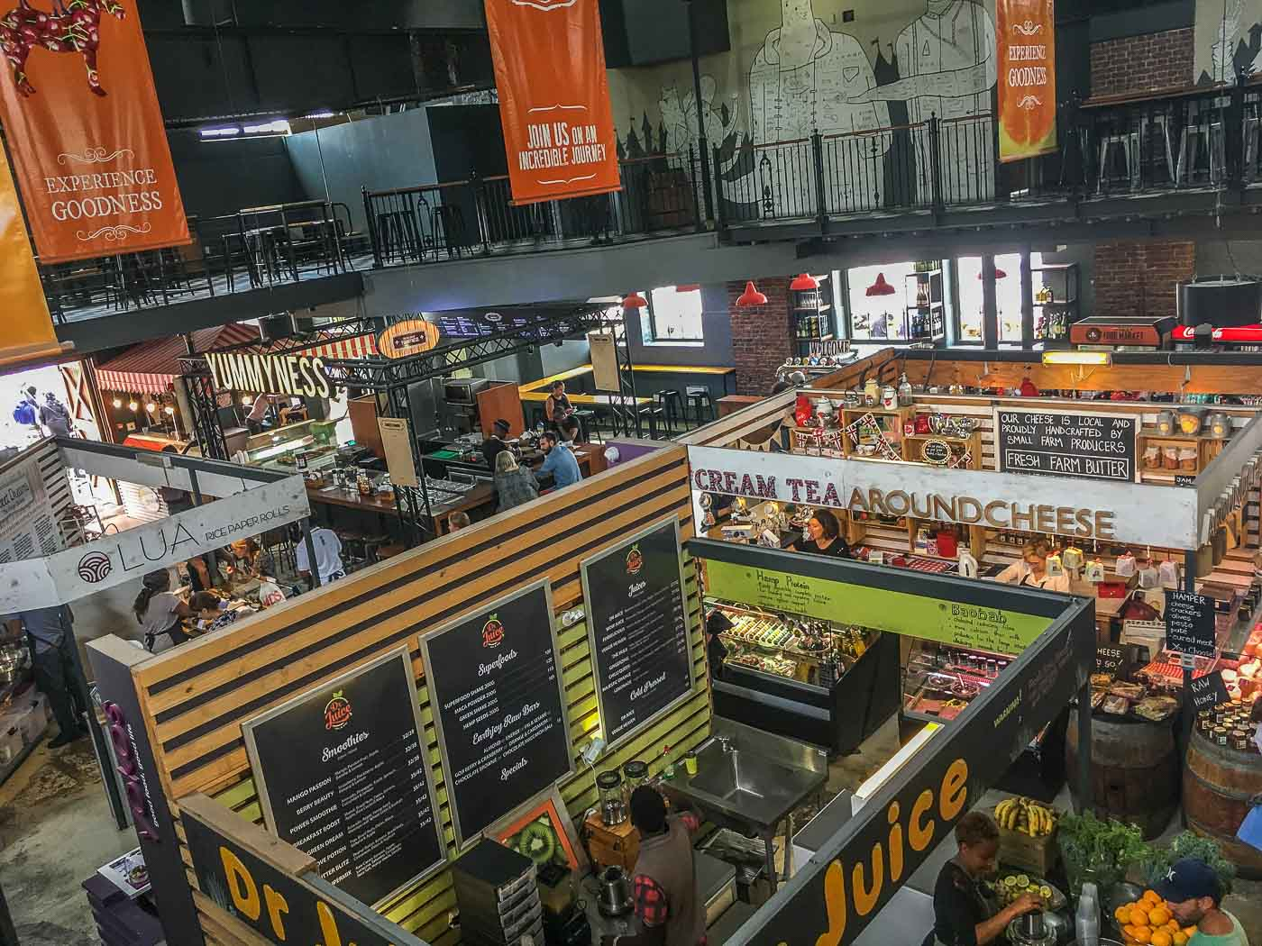 V & A Food Market
