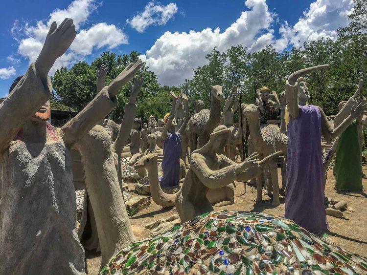 Eastern Cape – zwischen Feenwald und verrückten Künstlern