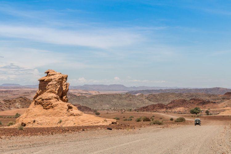 Namibia – abseits der klassischen Route