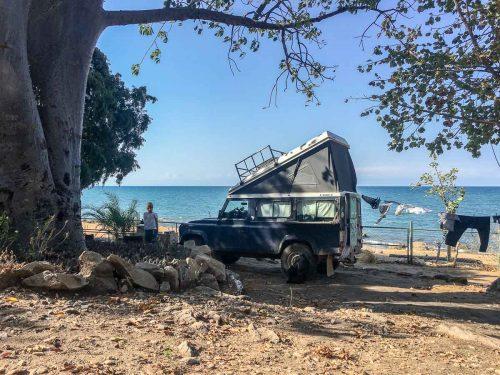 Floja Camp im Norden Malawis