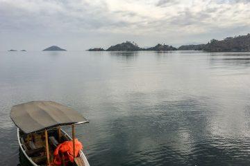 Reisebericht Ruanda: In Kibuye am Kivusee